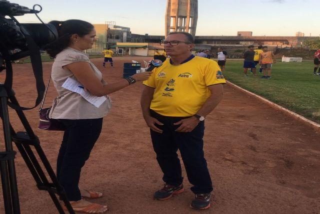 A TV Ponta Negra (SBT) exibe nesta sexta-feira (25) no programa esportivo  Arena a partir das 11h 40 da manhã. 4497dfae98b61